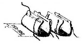 Как сделать наколенники из автомобильной покрышки