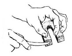 Как очистить магнит от опилок и металлической пыли
