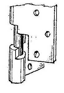 Как сделать открывание двери до определенного предела