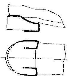Как сделать съемный каблук обуви от скольжения