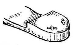 Как сделать приспособление против скольжения обуви