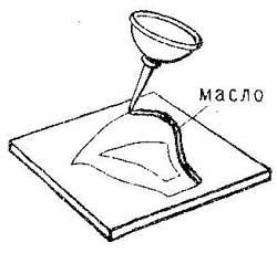 Как распилить лобзиком термопластичную пластмассу
