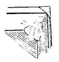 Как отремонтировать углы чемодана