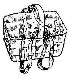 Как облегчить переноску тяжестей в корзине