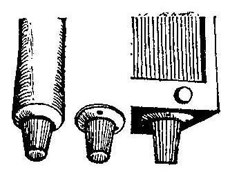 Как сделать ножки для шкатулки