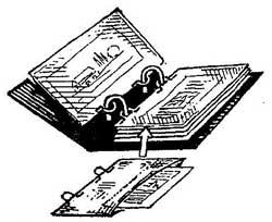 Как сделать альбом с прозрачными листами-конвертами