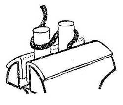 Как сделать крючок из металлической проволоки