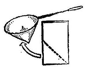 Как сделать сачок для пересадки рыбок