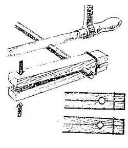 Как сделать зажим для распиливания тонкостенных металлических трубок