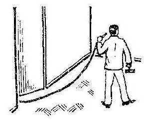 Как получить чистый воздух при покрытии пола лаком