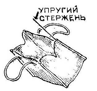 Как восстановить форму портфеля или сумке