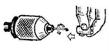 Как зашлифовать кромки и расширить отверстия бус