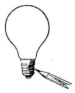 Как устранить прилипание лампочки к патрону