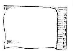 Как удобно расположить материал на пишущей машинке