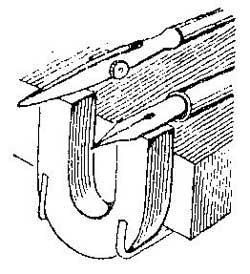 Как сделать удобный держатель металлических предметов для чертежника