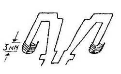 Как заменить ленту на пишущей машинке