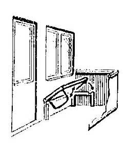 Как сделать кушетку на балконе