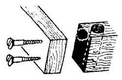 Как крепко соединить деревянные изделия