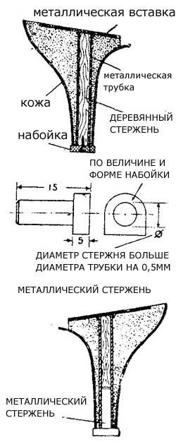 Как отремонтировать шпильку