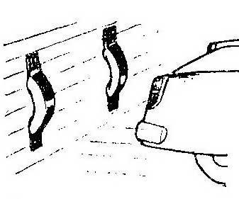 Как сделать амортизаторы для стен гаража из автомобильной покрышки