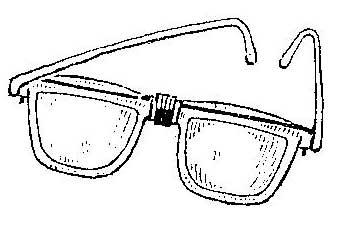 Как отремонтировать сломавшиеся очки