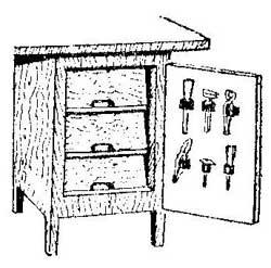 Как сделать держатель инструмента из резинового шланга