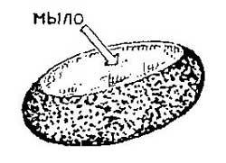 Как использовать обмылки (остатки мыла)