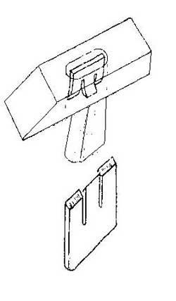 Как сделать клин для топорища и рукоятки молотка