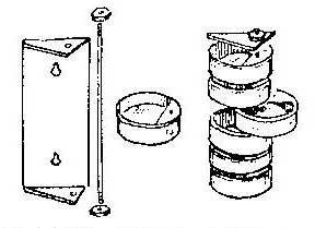 Как использовать консервные банки для хранения гвозди, винтов, гаек