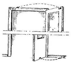 Как сделать защелку для фиксации двери