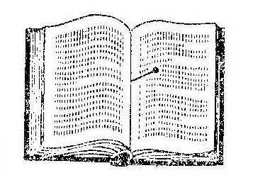 Как сделать миниатюрную закладку для книги