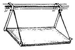 Как сделать откидной столик на балконе