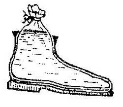 Как сделать гнет для приклеивания стельки к внутренней поверхности обуви