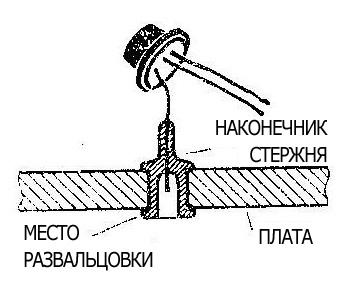 Как сделать панель для транзистора из шариковой ручки