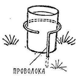 Как сделать подставку для стакана из проволоки