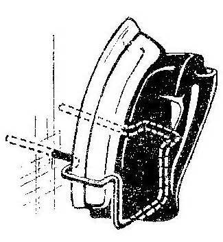 Как сделать подставка для утюга