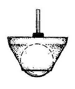Как отемонтировать грушу сливного бачка