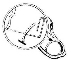 Как отремонтировать шев на верхних деталях обуви