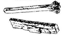 Как сделать кисточку для столярного клея из липовой коры