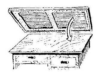 Как сделать столешницу стола для домашнего мастерства