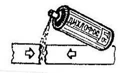 Как склеить два куска пластмассы с помощью дихлофоса