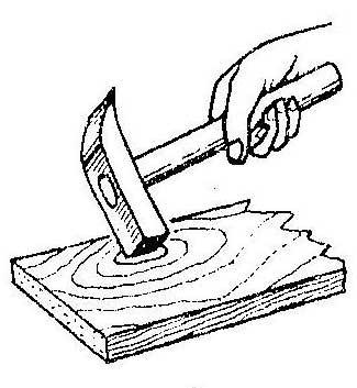 Как избавиться от задиров при обстругивание доски
