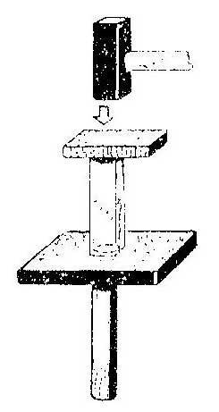 Как изготовить круглую палочку без токарного станка
