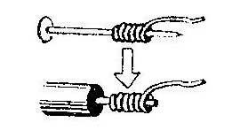 Как удлинить алюминиевый провод