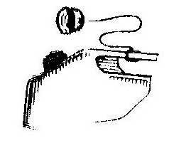 Как избежать потерю крышки от канистры