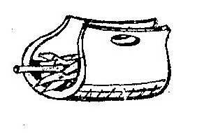 Как сделать сумку из покрышки для переноски мелкого инструмента