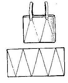 Как сделать сумку из сломавшегося зонтика