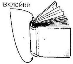 Как сохранить обложку у книги