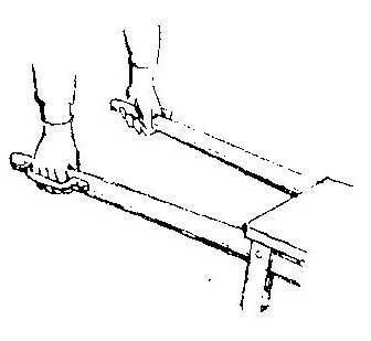 Как защитить руки при работе с тачкой