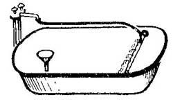 Как экономно полоскать белье в ванной
